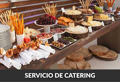 Catering Galeventos